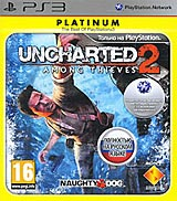 Uncharted 2: Among Thieves (Platinum) [PS3]