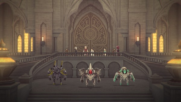 Lost Sphear [PS4]