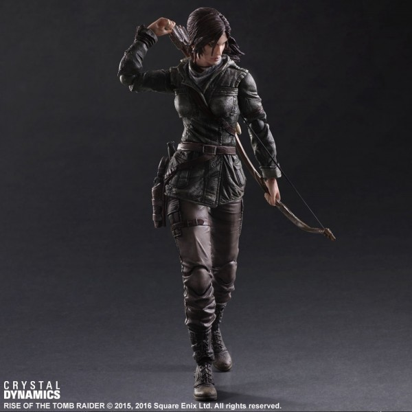 Фигурка Rise Of The Tomb Raider: Play Arts Kai Lara Croft (27 см)
