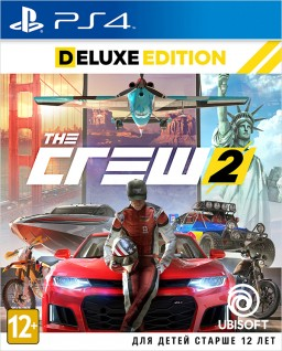 The Crew 2. Deluxe Edition [PS4]