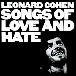 Leonard Cohen – Songs Of Love And Hate (LP)