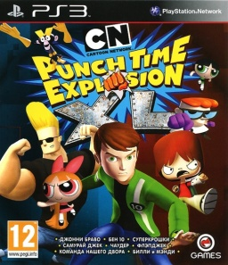 Cartoon Network. Punch Time Explosion XL [PS3]