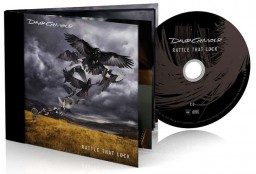 David Gilmour: Rattle That Lock (CD)
