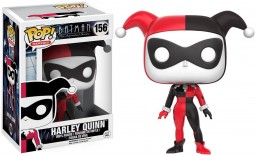 Фигурка Funko POP Heroes DC: Batman The Animated Series – Harley Quinn (9,5 см)