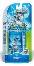 Skylanders. Swap Force. Интерактивная фигурка Blizzard Chill [PS3 и Xbox 360]