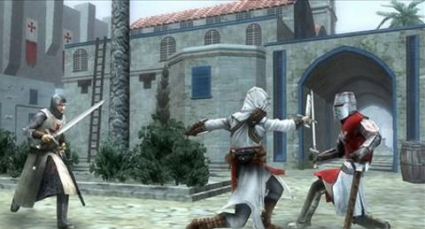 Assassin's Creed. Bloodlines (Essentials) [PSP]