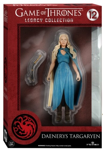 Фигурка Game of Thrones. Daenerys Targaryen in Blue Dress (16 см)