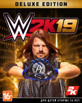 WWE 2K19. Digital Deluxe Edition [PC, Цифровая версия]