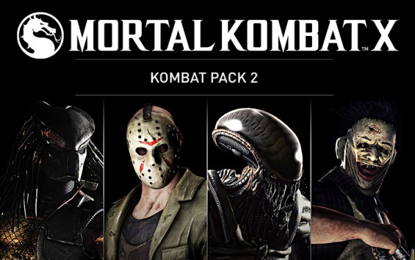 Mortal Kombat X: Kombat Pack 2 [PC, Цифровая версия]