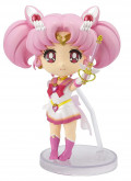 Фигурка Figuarts Mini: Sailor Moon – Super Sailor Chibi Moon (8 см)