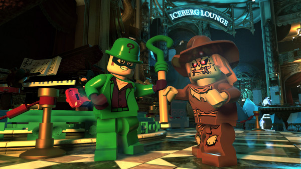 LEGO DC Super-Villains [PS4]