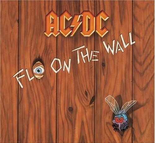 AC/DC «Fly On the Wall»