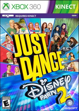 Just Dance. Disney Party 2 (только для MS Kinect) [Xbox 360]