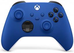 В 1С Интерес открыли предзаказ на контроллер Xbox Series X S в синем цвете Shock Blue