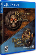 Baldur's Gate: Enhanced Edition и Baldur's Gate II: Enhanced Edition [PS4]