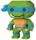 Фигурка Funko POP Television: Teenage Mutant Ninja Turtles – Leonardo 8-Bit (9,5 см)