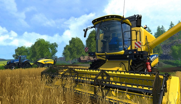 Farming Simulator 2015 [PC-Jewel]