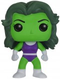 Фигурка Funko POP Games: Marvel – She-Hulk Bobble-Head (9,5 см)