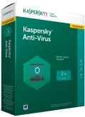 Kaspersky Anti-Virus Russian Edition. Продление (2 ПК, 1 год)
