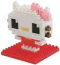Конструктор nanoBlock. Hello Kitty Kawaii