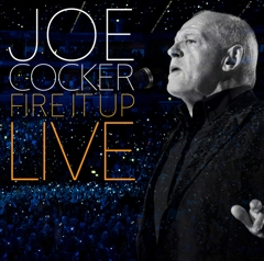 Joe  Cocker. Fire It Up  Live (2 CD)