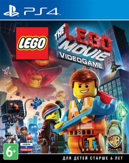 The LEGO Movie Videogame [PS4]