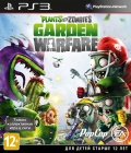 Plants vs. Zombies Garden Warfare [PS3]