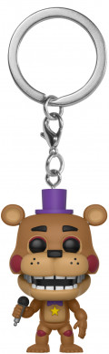 Брелок Funko POP Games: Five Nights At Freddy's – Rockstar Freddy