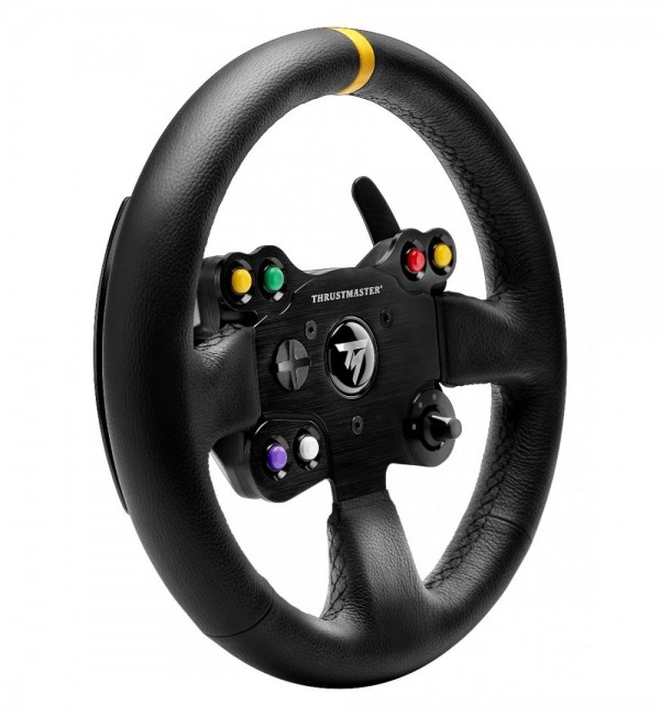 Съемное рулевое колесо Thrustmaster TM Leather 28GT Wheel Add-On для PS4 / PS3 / PC / Xbox One