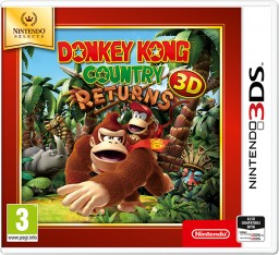 Donkey Kong Country Returns 3D (Nintendo Select) [3DS]