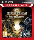 Mortal Kombat vs. DC Universe (Essentials) [PS3]