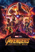 Плакат Avengers: Infinity War – One Sheet