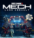 Just Cause 3. Mech Land Assault. Дополнение [PC, Цифровая версия]