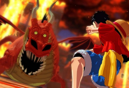 One Piece Unlimited World Red [PS3]