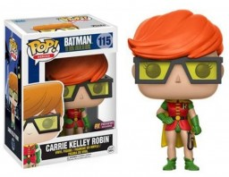 Фигурка Funko Pop Heroes The Dark Knight Returns: Carrie Kelly Robin Exclusive (9,5 см)
