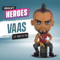 Фигурка Ubisoft Heroes: Far Cry 3 – Vaas (10 см)