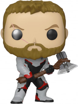 Фигурка Funko POP Marvel: Avengers Endgame – Thor Bobble-Head (9,5 см)