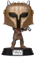 Фигурка Funko POP: Star Wars The Mandalorian – The Armorer Bobble-Head (9,5 см)