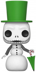 Фигурка Funko POP Disney: Nightmare Before Christmas – Snowman Jack (9,5 см)