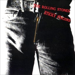 The Rolling Stones. Sticky Fingers (LP)