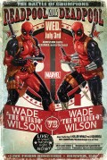 Плакат Deadpool: Wade Vs Wade
