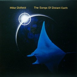 Mike Oldfield – The Songs Of Distant Earth (LP)