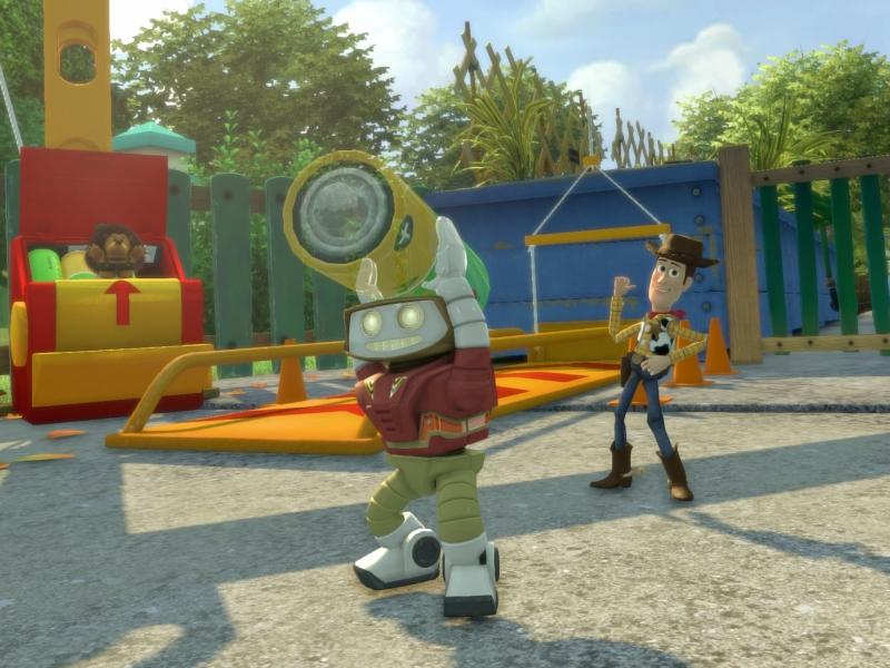 Kinect Rush. A Disney Pixar Adventure (только для Kinect) [Xbox360] от 1С Интерес