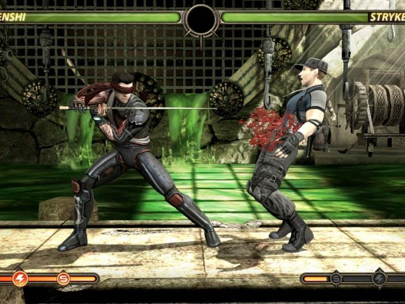 Mortal Kombat [PS Vita] от 1С Интерес