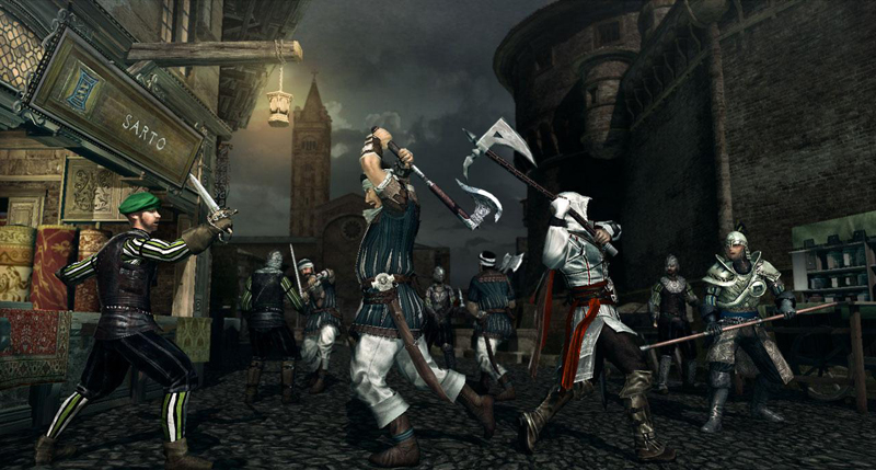Assassin's Creed II. Game Of The Year (Essentials) [PS3] от 1С Интерес