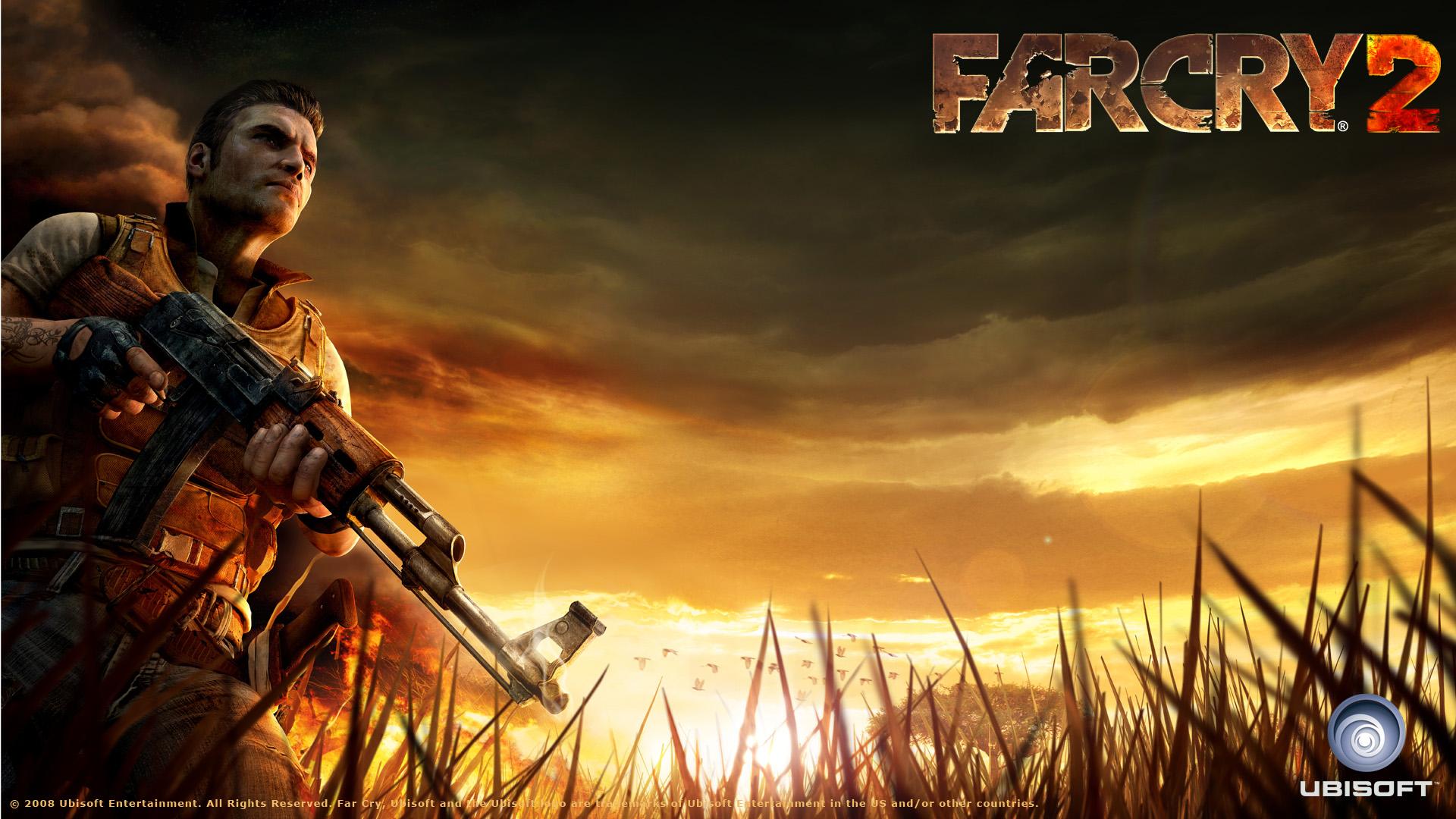 Far Cry 2 Wallpaper 60725